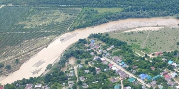 На Кубани выплаты получили более 7 тыс. человек, пострадавших от паводков