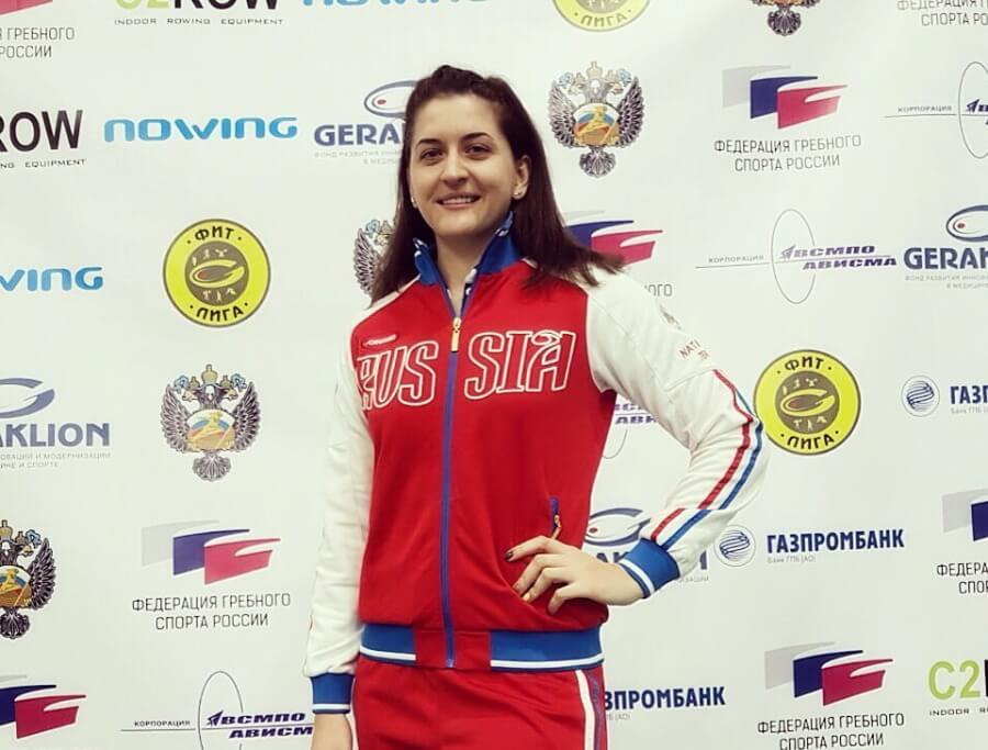 Кубанская спортсменка Орябинская вышла в финал распашных двоек на Олимпиаде