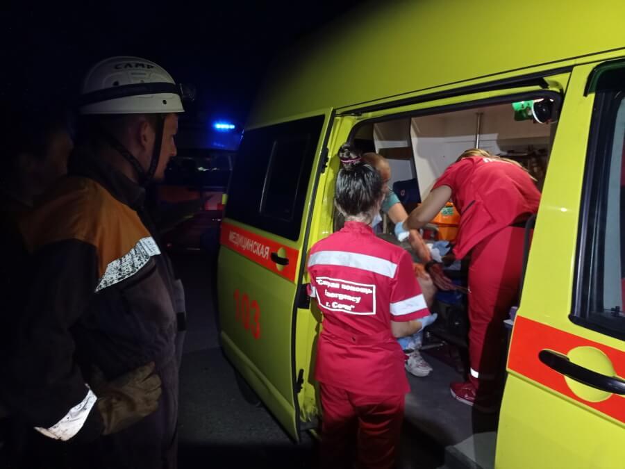 В Сочи пьяный мужчина упал со смотровой площадки в обрыв глубиной 7 метров