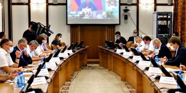 Кондратьев поручил подготовить в Сочи пункты временного размещения для жителей