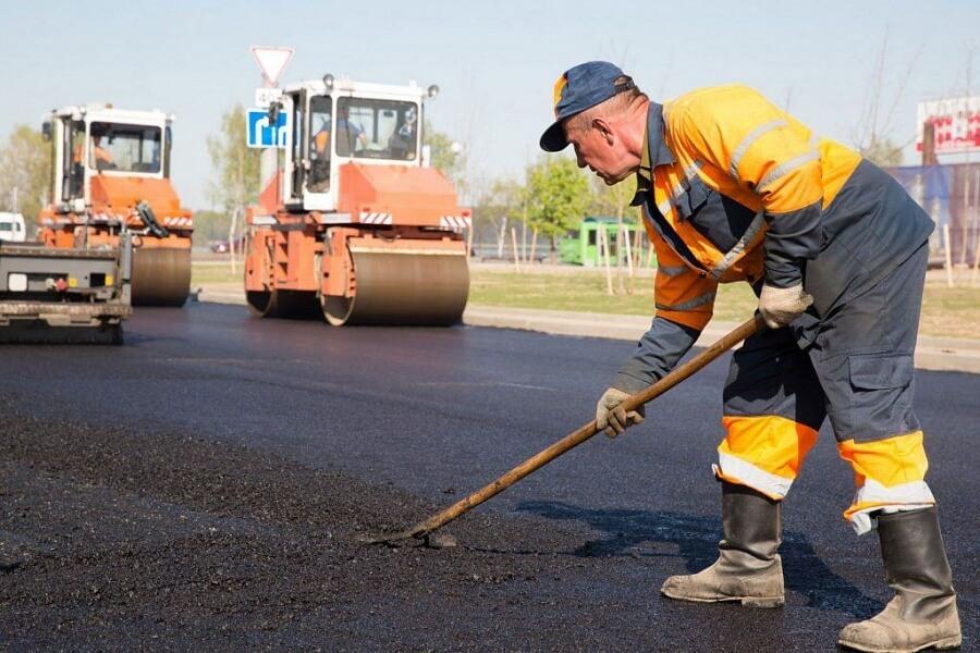 В 2021 году в Туапсинском районе отремонтируют около 10 км автодорог