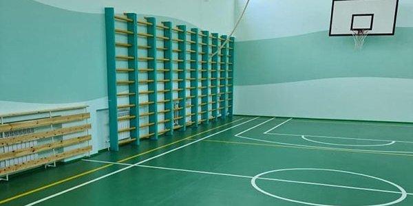 На Кубани по нацпроекту отремонтируют семь спортзалов в сельских школах