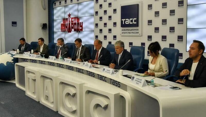 КПРФ провела презентацию предвыборной программы «10 шагов к народовластию»