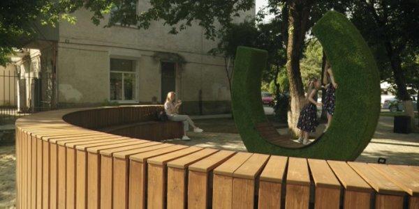 В Приморском районе Новороссийска открыли новую зону для прогулок и отдыха