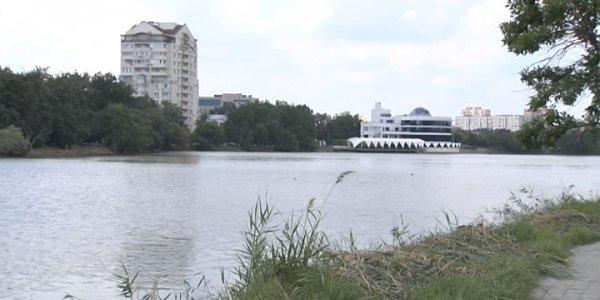 В Краснодаре температура понизилась до +30 °C