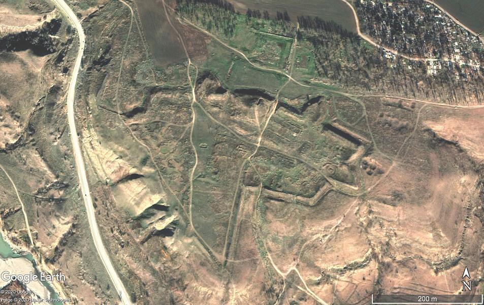 В Новокубанском районе утвердили границы крепости XVIII века