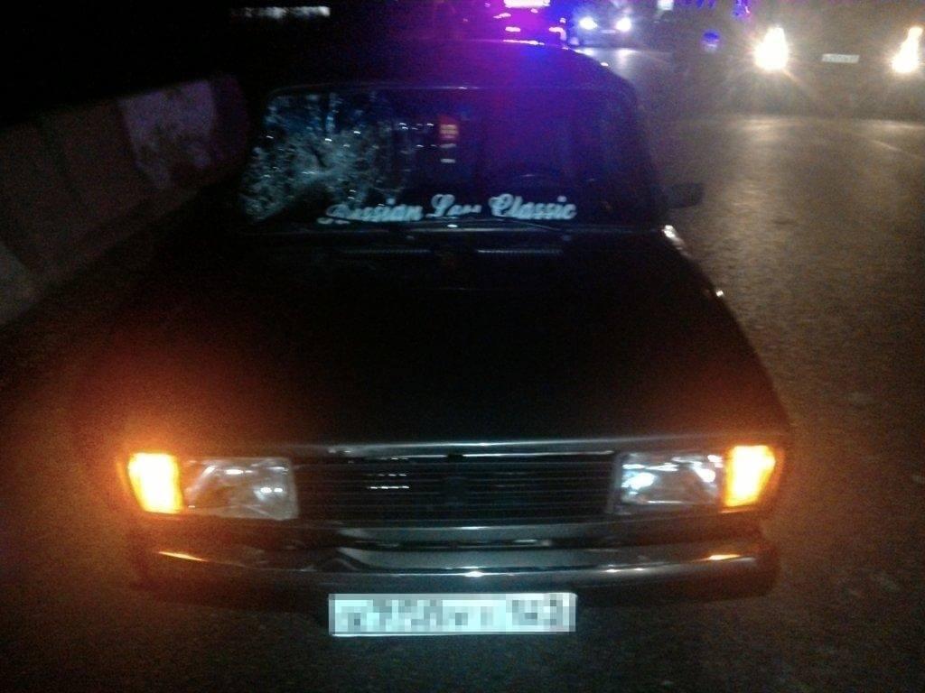 В Анапе парень без прав на отцовской «пятерке» насмерть сбил пешехода ночью