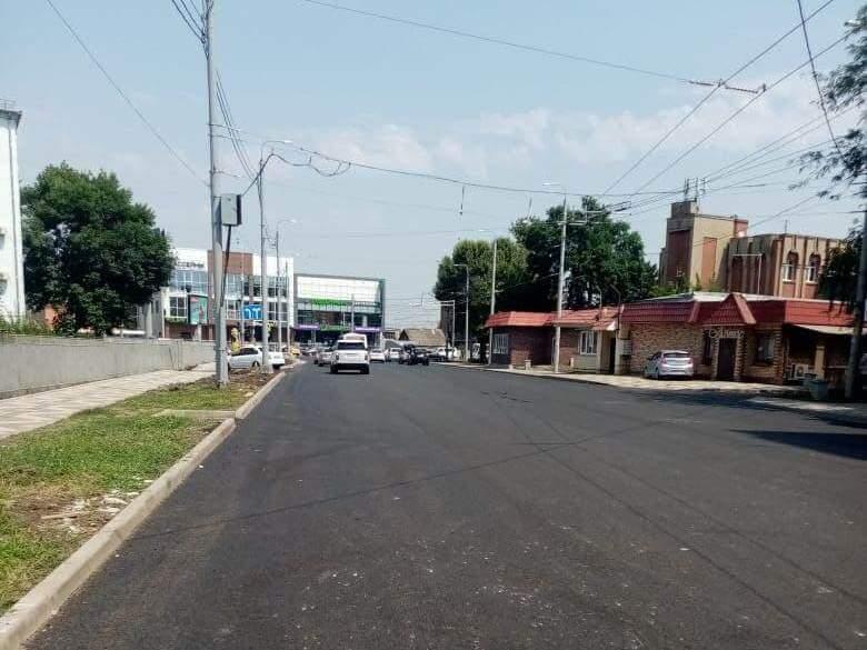В Краснодаре сняли ограничения для автомобилистов на улице Благоева