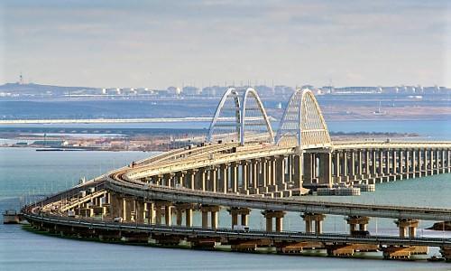 В Минтрансе РФ предупредили об ограничении движения по Крымскому мосту
