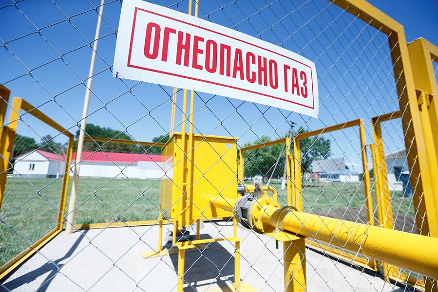 В Краснодарском крае планируют газифицировать еще более 300 тыс. домов