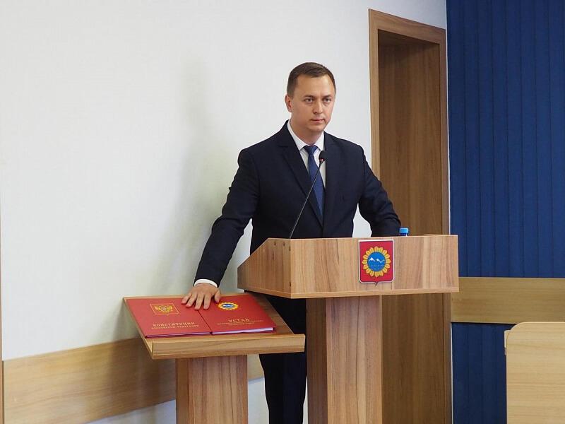 Главой Лабинского района стал Владимир Забураев