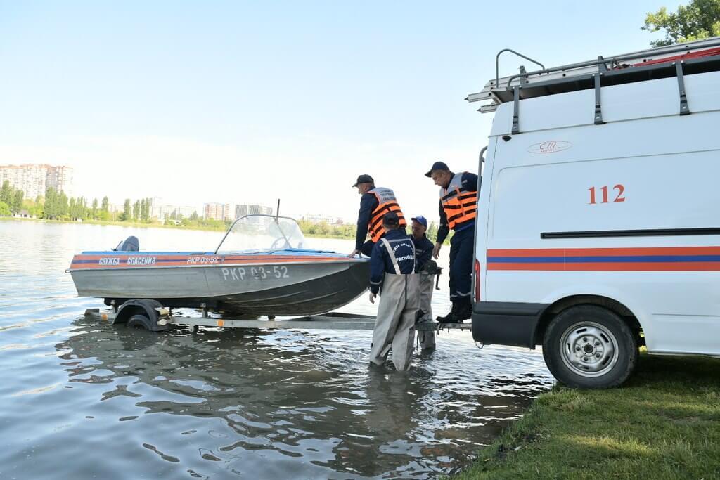 В Краснодаре в реке Кубань нашли тело одной из утонувших девушек
