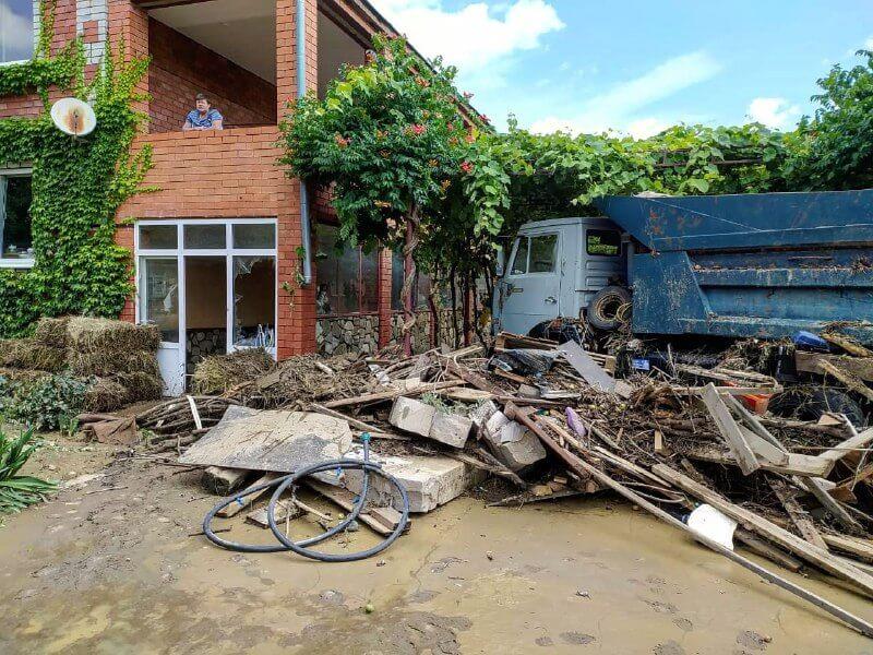 Пострадавшим от подтоплений жителям Горячего Ключа выплатили 39,4 млн рублей