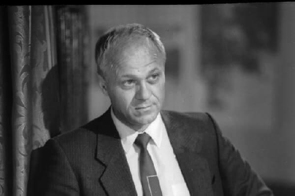 Ушел из жизни актер и режиссер Владимир Меньшов
