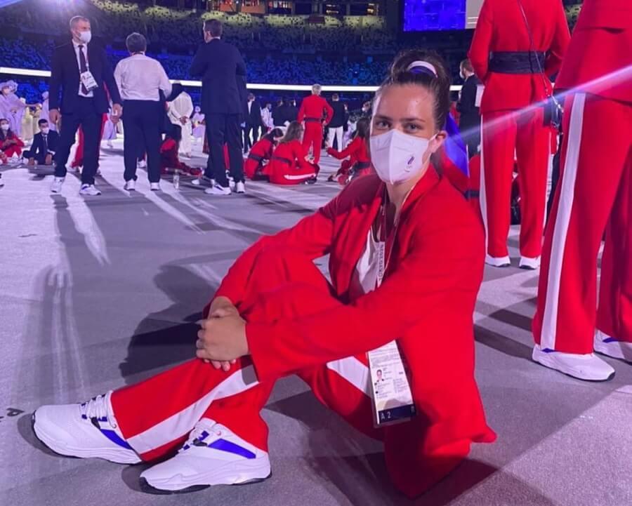 Кубанская регбистка в составе сборной России вышла в 1/4 финала на Олимпиаде