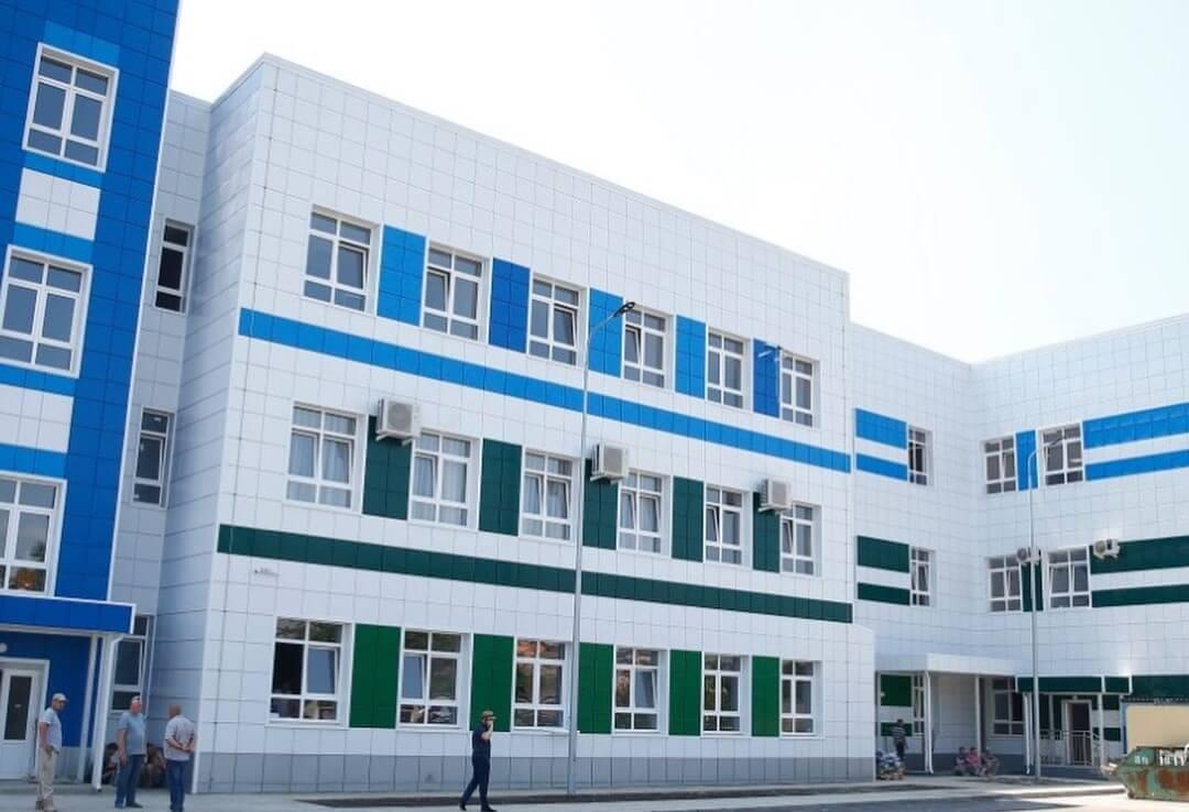 К 1 сентября на Кубани откроют восемь новых школ