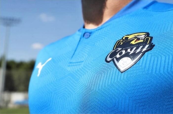 ФК «Сочи» презентовал три новых комплекта формы на сезон 2021/22