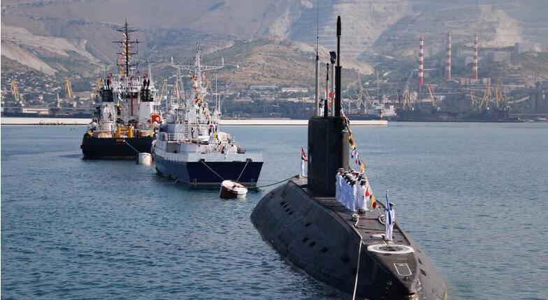 В Новороссийске из-за пандемии в этом году не будут праздновать день ВМФ
