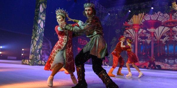 Ледовый мюзикл «Руслан и Людмила» в «Сочи Парке». Фоторепортаж
