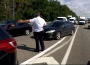 На Кубани в районе Лермонтово из-за паводка остановили движение автотранспорта