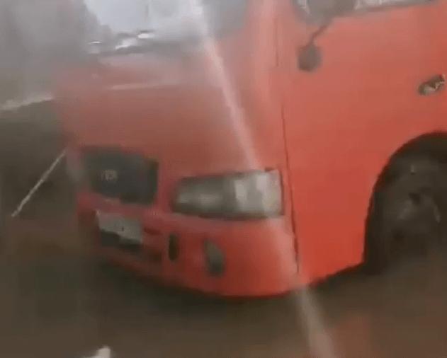 В Горячем Ключе из-за потопа сбился график движения маршрутных автобусов