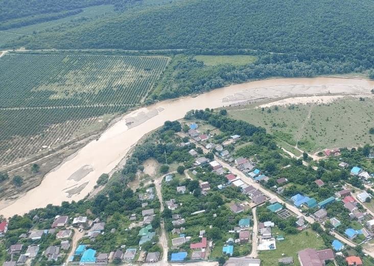 Кондратьев осмотрит пострадавшие во время подтоплений населенные пункты Кубани