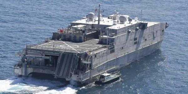 В Черное море направился еще один корабль НАТО
