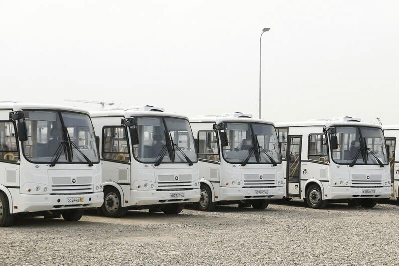 Первышов: только 15% транспорта частных перевозчиков имеют кондиционеры