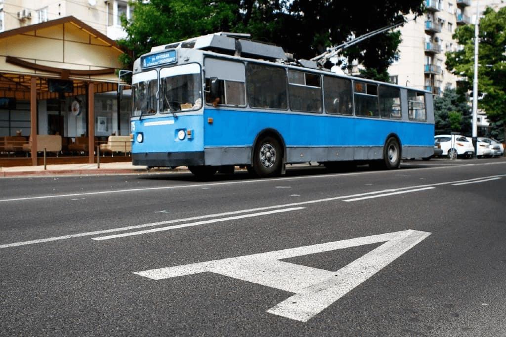 В Краснодаре в течение двух дней троллейбусы будут раньше заканчивать работу