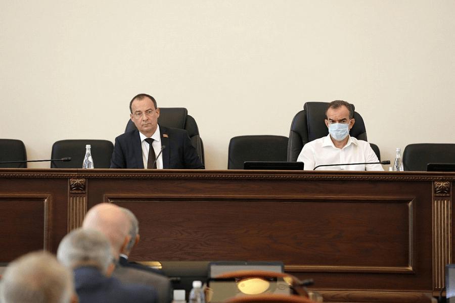 Депутаты Кубани поддержали требование о комплексном развитии микрорайонов