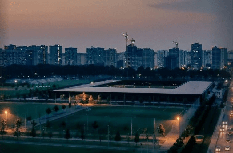 Первый матч на новом стадионе ФК «Краснодар-2» пройдет 17 июля