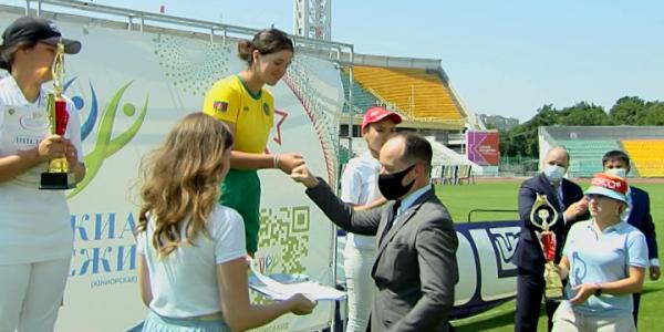 Кубанская спортсменка Полина Крикунова завоевала золото в стрельбе из лука