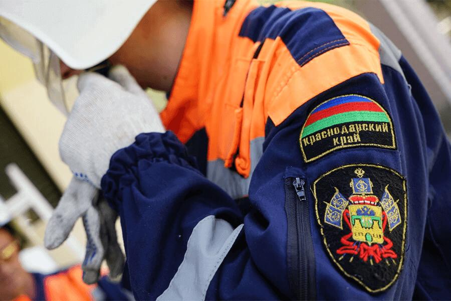В горах Горячего Ключа заблудились двое мужчин с ребенком