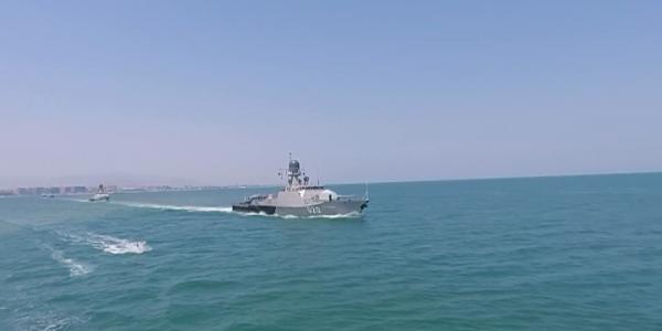 Моряки из Краснодарского края примут участие в праздновании Дня ВМФ России