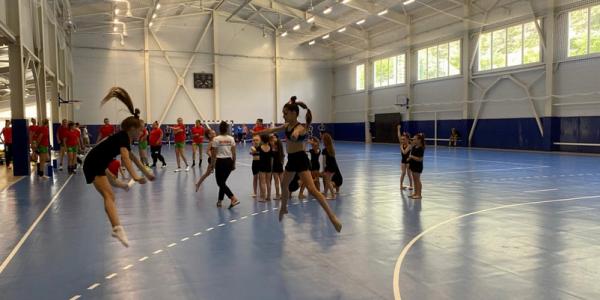 Под Новороссийском открыли новый спортивный комплекс «Дело Спорт»