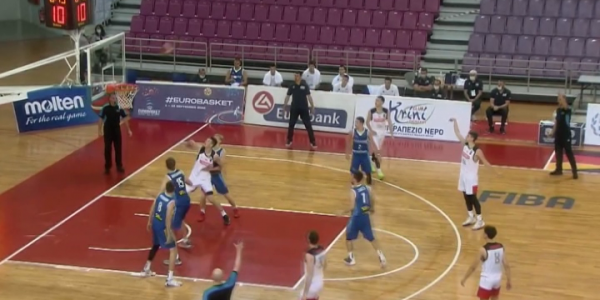 Сборная России по баскетболу сыграет на Еврочелленджере U20 с командой Словении