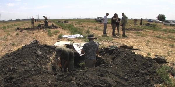 В Крымском районе около 100 человек участвуют в экспедиции «Битва за Кавказ»