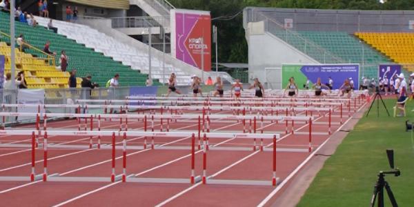 Сборная Кубани по легкой атлетике впервые в истории выиграла первенство России