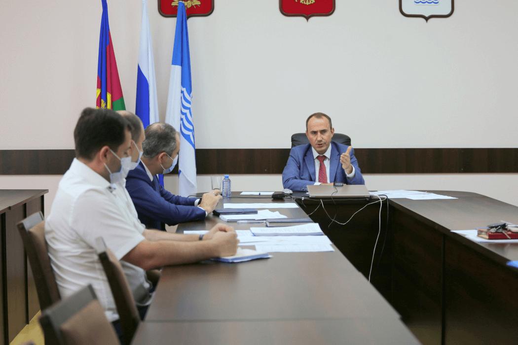 В Геленджике подготовят план по разработке Пшадского пресноводного месторождения