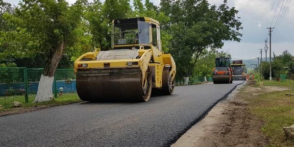 На реализацию 10 крупных дорожных проектов на Кубани направили 70 млрд рублей