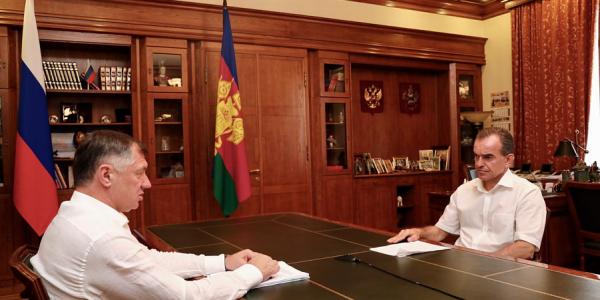Глава Кубани инициировал продление программы компенсации затрат инвесторам