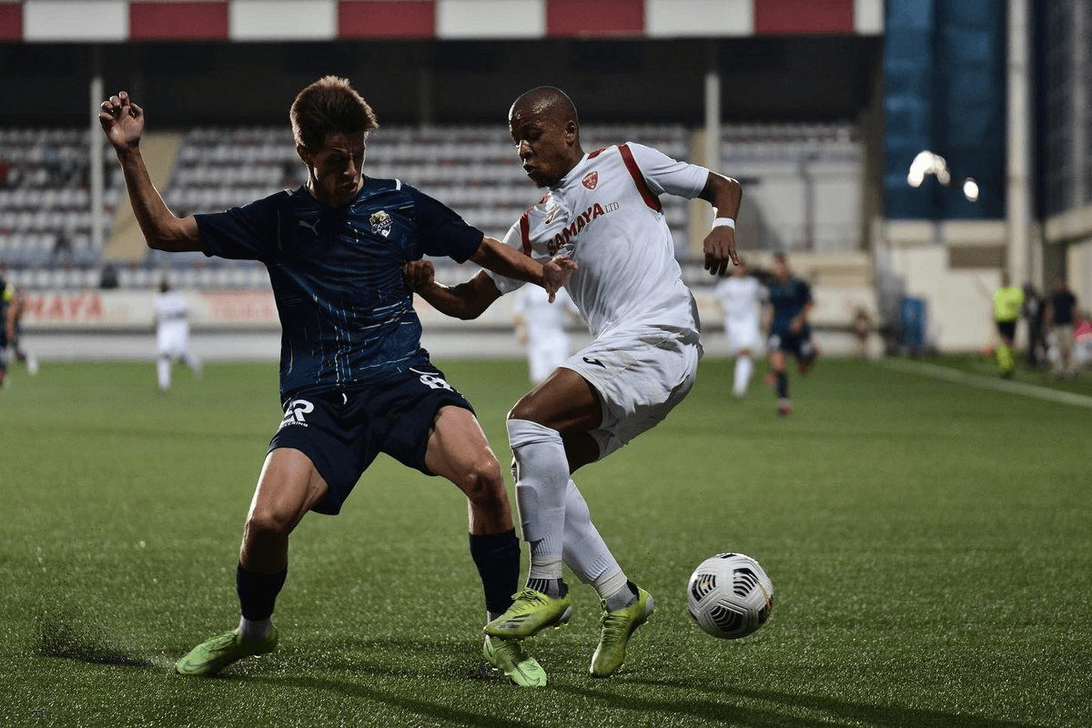 ФК «Сочи» вышел в 3-й отборочный раунд Лиги конференций, разгромив «Кешлю»