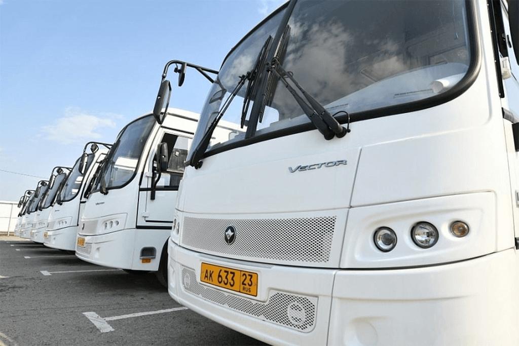 В Краснодаре продлят маршрут автобуса № 78