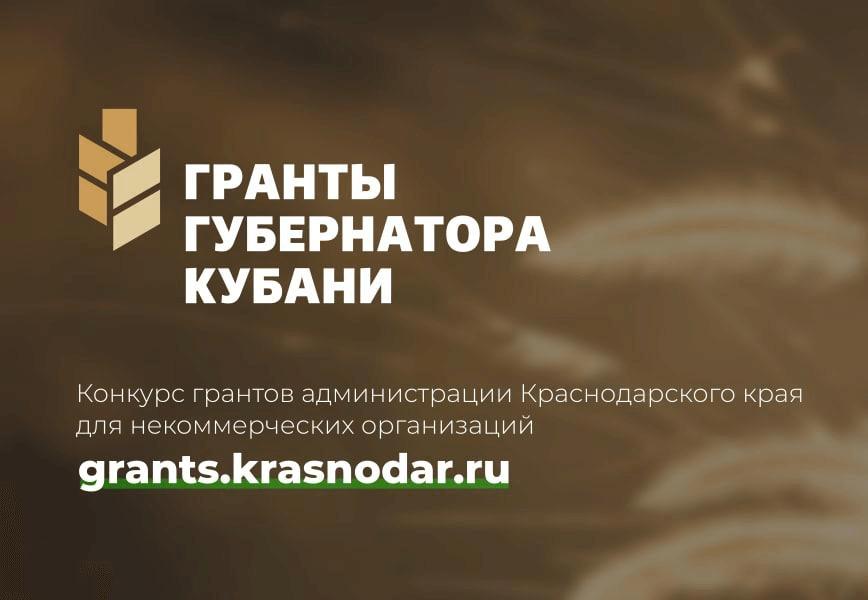 Платформу «Гранты губернатора Кубани» за месяц посетили 2 тыс. пользователей