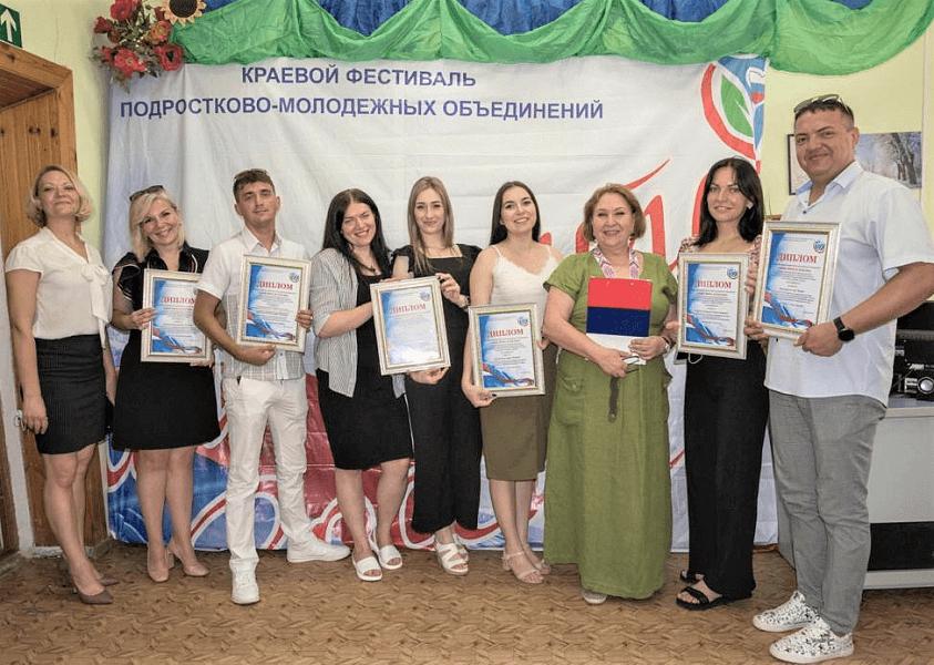 На Кубани около 900 человек приняли участие в фестивале «Нам жить в России»