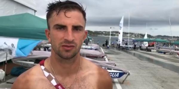 Сочинский яхтсмен Александр Аскеров завершил выступление на Олимпийских играх