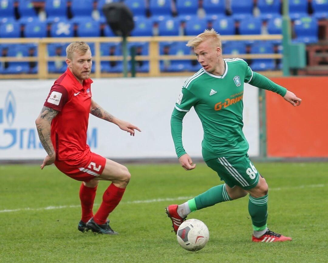 ФК «Краснодар» подпишет полузащитника молодежной сборной России