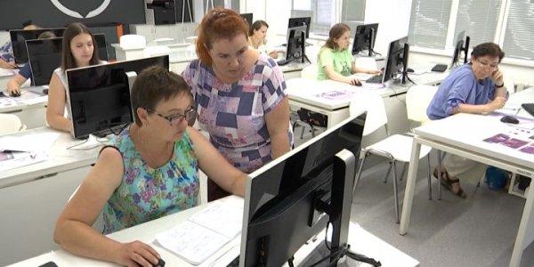 Около 1 тыс. жителей Кубани прошли курсы центра профподготовки по нацпроекту