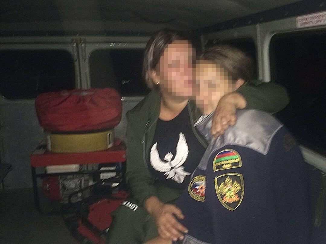 На Кубани спасатели за ночь нашли двоих потерявшихся — мужчину и ребенка