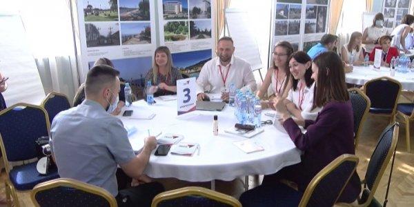 На Кубани прошел второй полуфинал конкурса «Лидеры Кубани» среди архитекторов